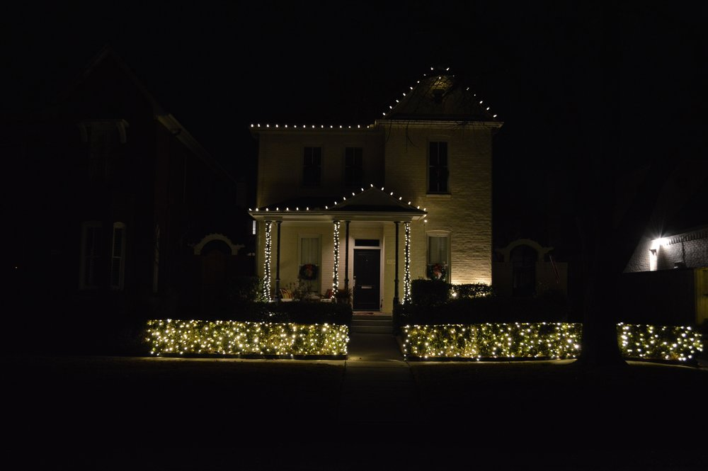 Holiday Light Setup